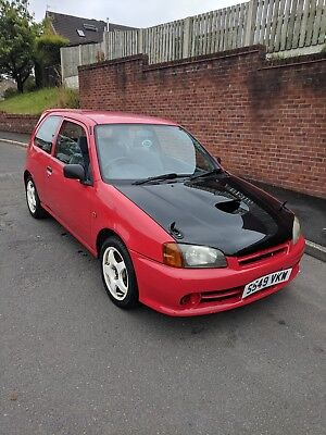 Toyota starlet 50k miles unfinished project !