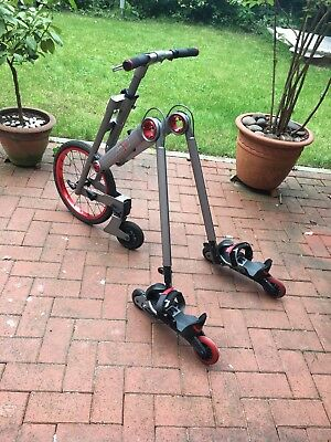 AEYO - Inline Roller Skater Scooter - sehr cool..!!!