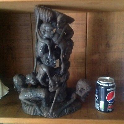 African Tree Of Life Old Good Condition