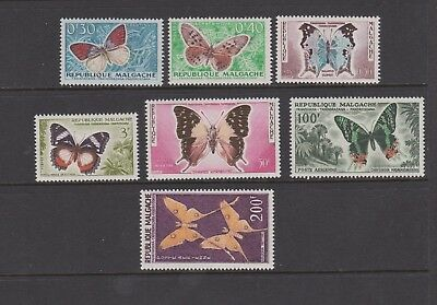 Malagasy 1960 Mint Stamps