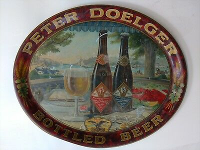 PETER DOELGER Brewery  Beer Tray NEW YORK NY PRE PRO