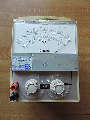 Comark Electronic Thermometer Type 1621
