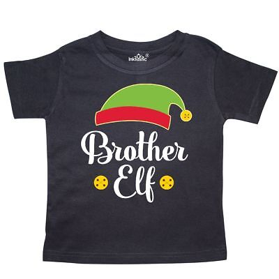 853b5ce56 Inktastic Christmas Brother Elf Holiday Toddler T-Shirt Boys Childs Cute  Clothes