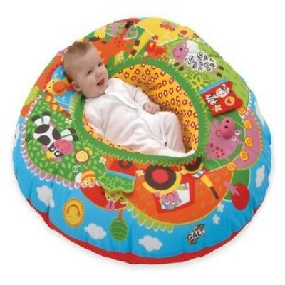 Activity Center: Galt Playnest Fabric-Covered and Inflatable, Cute Farm Animals