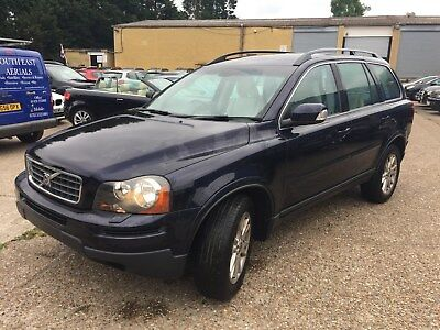 2007 Volvo XC90 SE D5 Auto with Leather & 7 seats , LOW START(No Reserve)