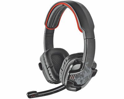 TRUST GXT 340 kabelgebundes 7.1 Surround Gaming Headset USB PC & Computer