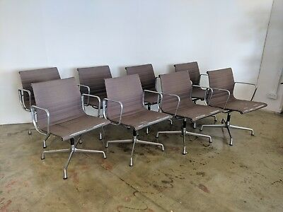 Vitra Eames office chairs (original) 8 available