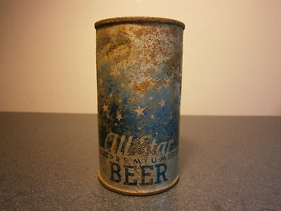 All Star Beer flat top beer can USBC 29-32 OT Chicago IL