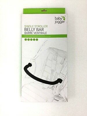 Baby Jogger Adjustable Single Stroller Belly Bar