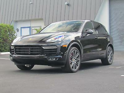 Cayenne Turbo 2016 Porsche Cayenne Turbo