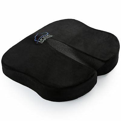 Modvel Seat Cushion for Back Pain, Tailbone, Coccyx & Sciatica Relief - V... New