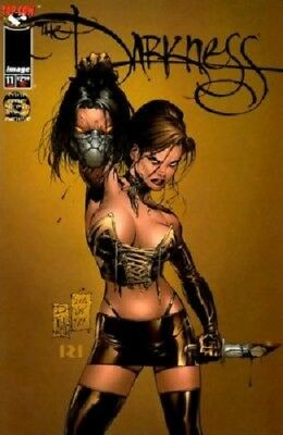 The Darkness #11 Top Cow VF