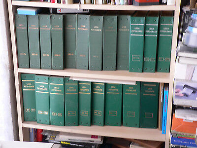 Leica Fotographie 22 volumes covering many Years 1953 to 1996