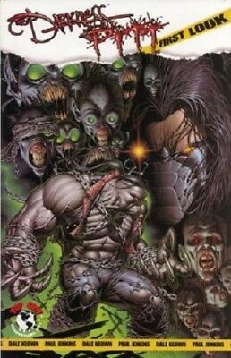 The Darkness Pitt First Look Top Cow