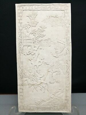 Impressive 19th/20th Antique Old Chinese Panel