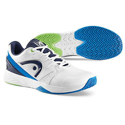 Head Nitro Team Men's Tennis Shoes White Blue £60.00