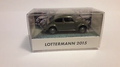 WIKING Lottermann 2015 Käfer
