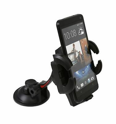 Omega Universal Car & Bike Kit 10 In 1 for Mobile Phones GPS iPhone Galaxy