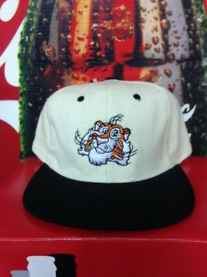 Exxon Tiger Hat NOS New old Stock Never Used Black Verision