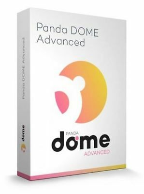 PANDA DOME ADVANCED INTERNET SECURITY 2019 - 1 PC DEVICE - 1 YEAR - Download