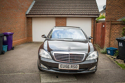 Mercedes S320 Cdi Lwb Diesel Fully Loaded One Of Kind Perfect No Reserve !!!