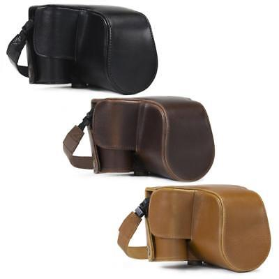 """MegaGear """"Ever Ready"""" Leather Camera Case for Nikon Coolpix B700"""