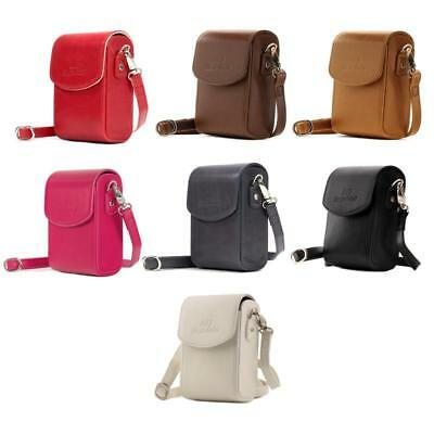 MegaGear Protective Leather Camera Case for Nikon COOLPIX A1000, A900
