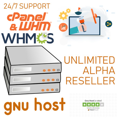 £1 Offer - UNLIMITED Alpha Reseller Web Hosting + Free SSL | Registered Company