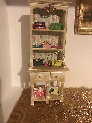 Lot Artisan Shabby Chic Dollhouse Miniature Accessories Bags