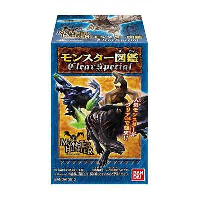 Monster Hunter Clear Special Blind Box Action Figure NEW 1 Figure Import