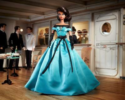 A/A Silkstone Fashion Model Collection BALL GOWN Barbie Doll GOLD LABEL -- 2013