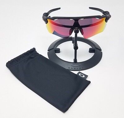 981ed7a04b Oakley Radar EV Path Prizm Road Sunglasses Matte Black prizm road OO9208- 4638
