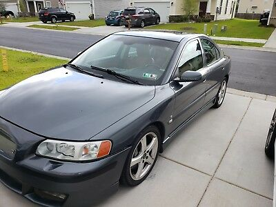 2004 Volvo S60 R 2004 VOLVO S60 R Atacama Leather Automatic AWD turbo CLEAN TITLE MAKE AN OFFER