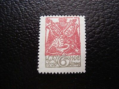 LITHUANIA (centrale) - stamp yvert/tellier N° 15 n HD (A12)