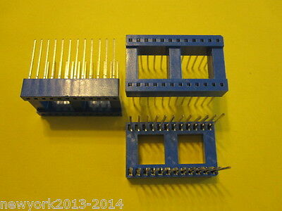 socket  24 pins for IC(1 ITEM)