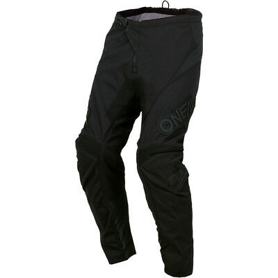 NEW Oneal 2019 MX Gear Element Classic Black O'Neal Adult Motocross Pants