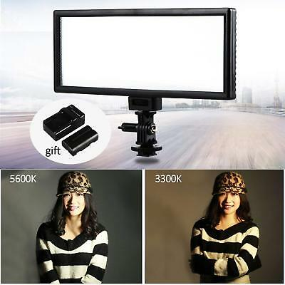 "VILTROX L132T 0.78""/2cm Ultra Thin CRI95 5600K/3300K Bi-color LED Video Light ,"