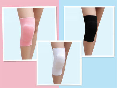 High Quality Elastic Breathable Running Jogging Dance & Sports KNEE Pads #112