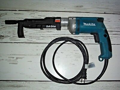 Makita 6828Z Corded Drill w/ Quick Drive Pro Extension Screw System Drywall