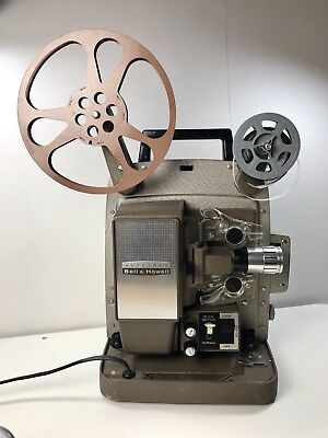 Bell & Howell Model 266A Autoload Regular 8mm Movie Film Projector