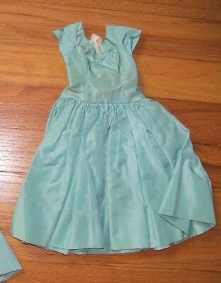 Vintage Madame Alexander CISSY DOLL Opera Dress with Tag, Excellent