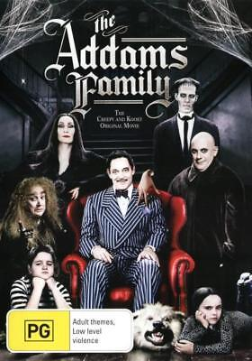 The Addams Family (1991)  - DVD - NEW Region 4
