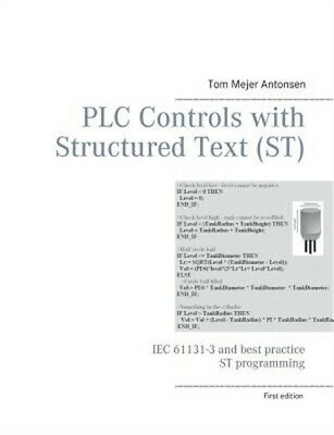 PLC STRUCTURED TEXT with CODESYS V3 5 (Simulation PLC, HMI
