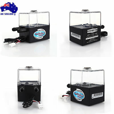 12V DC Ultra-quiet Water Pump&Pump tank For PC CPU Liquid Cooling System SC-300T