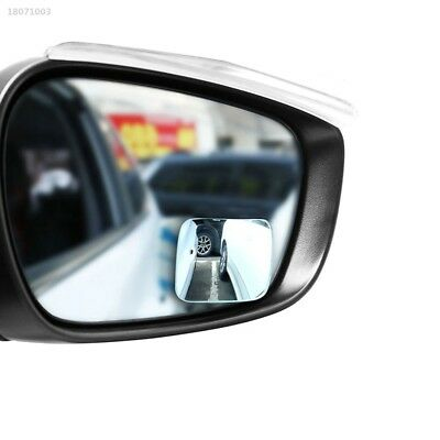 Car Rearview Mirror Mirrors Square Adjustable Blind Spot Mirror External 0A1A