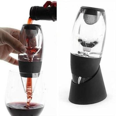 Red Wine Aerator Filter Magic Decanter Pourer Essential Aerating Air Hopper Xmas