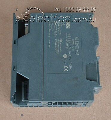 Siemens 6ES7153-1AA03-0XB0 SIMATIC Interface Module.
