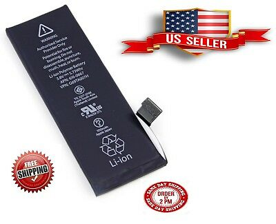 New Battery Bateria para/for APPLE IPHONE 5S.5C USPS1ST