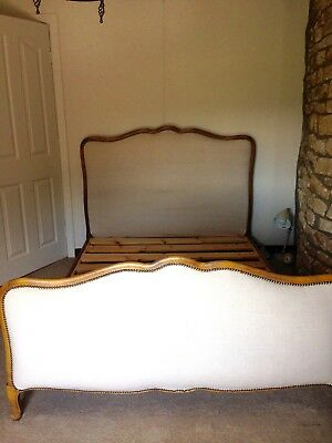 Original beautiful walnut French bed (See Loaf for simalar)