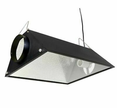 "Hydroponics 5"" Inch 125mm Coolshade Air Cooled Reflector Shade Grow Light Hood"